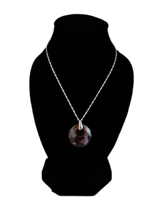 náhrdelník swarovski