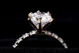 diamanty a diamantove prstene