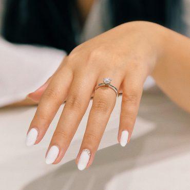 Ako zistiť veľkosť prsteňa