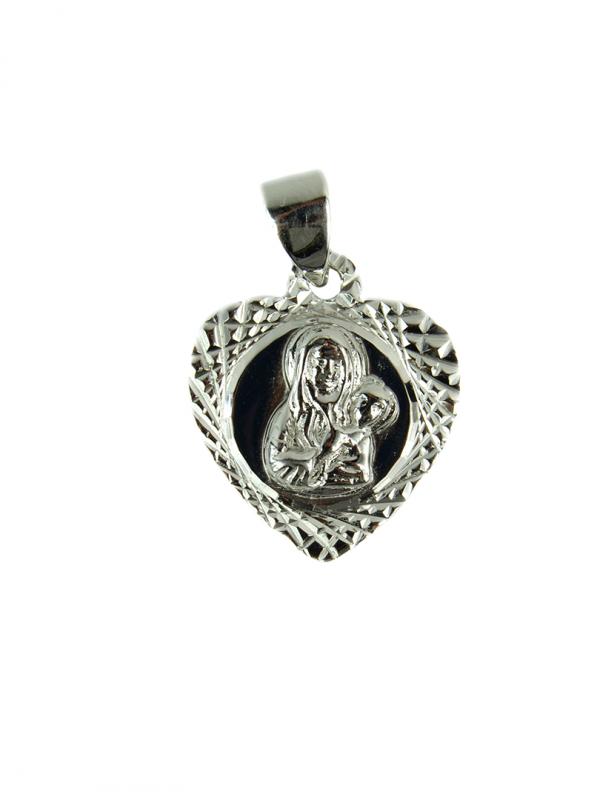 Medailón Panna Mária
