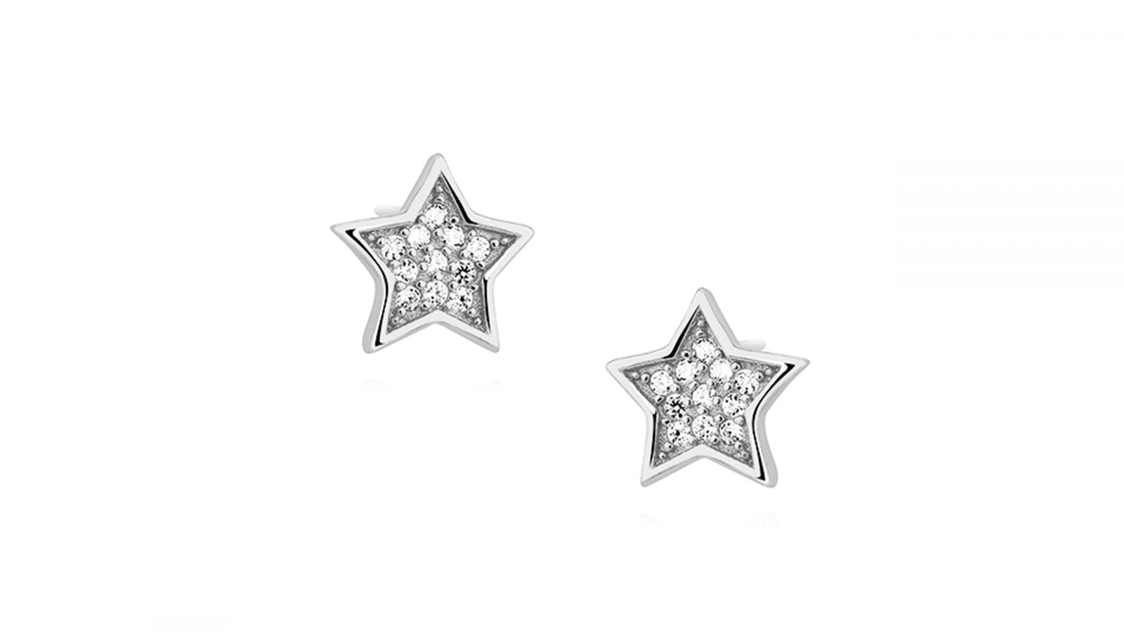 Náušnice hviezdy