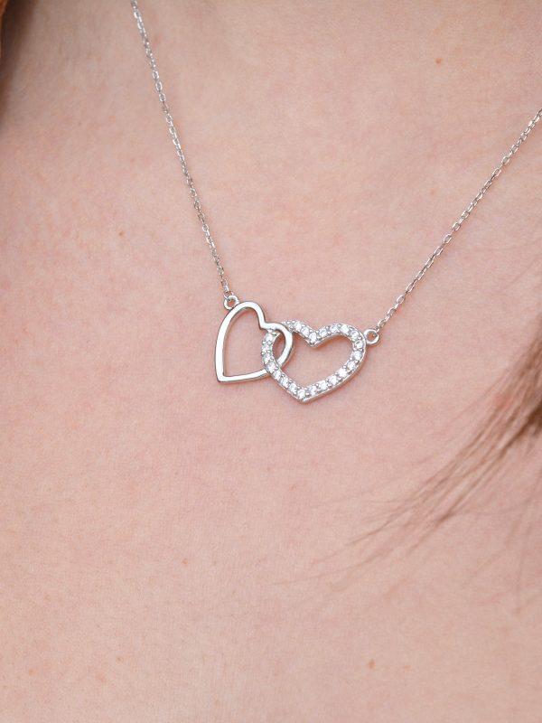 náhrdelník srdiečko