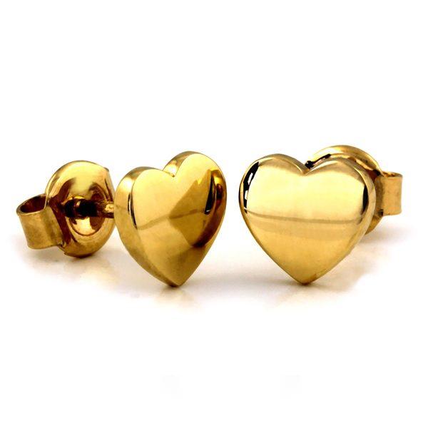 Srdiečkové náušnice